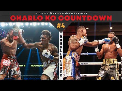 CHARLO DOUBLEHEADER KO Countdown — #4