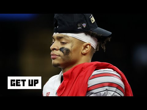 Why is everyone overlooking QB Justin Fields? | Get Up