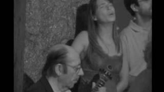 """""""Espelho Quebrado"""" Maria Ana Bobone e Josè Fontes Rocha no Clube de Fado Ano 2008"""