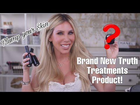 New Truth Treatments Skincare Product! Only Available Here!