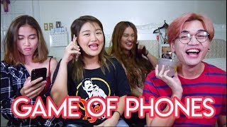 GAME OF PHONES (bukingan na!) | Arah Virtucio