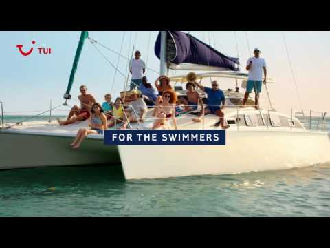 TUI Reklamefilm - For the Swimmers - Vinter 17/18
