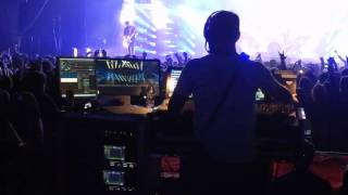 BILLY TALENT - Lighting Technician - Afraid Of Heights - Wien 2016