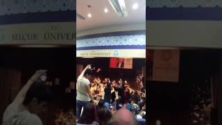 Ali Kınık Hapiste Yatarım Selçuk Üniversitesi Konseri 2015