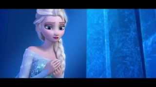Frozen - Elsa Meets Olaf (720p HD)