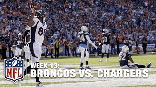 Broncos Score with Big Plays on Opening Drive! | Broncos vs. Chargers | NFL