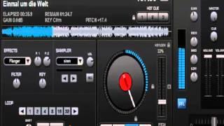 Cro-Einmal um die Welt Remix