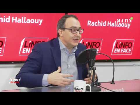 Video : L'Info en Face avec Karim Ghellab