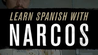 "Netflix's Narcos ""Spanish Lessons"" Case Study"