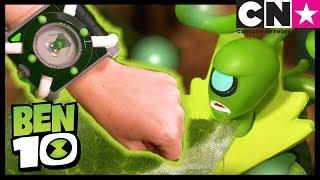 Brinquedos de Ben 10 | O Rentorno De Hex | Cipó Selvagem | Ben 10 Português Brasil | Cartoon Network