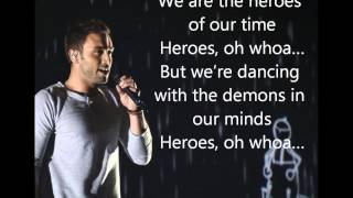 """Piano karaoke """"Heroes"""" - Mans Zelmerlow (Eurovision winner 2015)"""