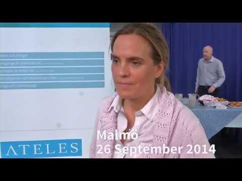 Intervju: Monika Dagberg, Granngården, på Morgondagens E-handel i Malmö