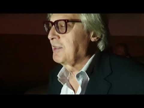 Vittorio Sgarbi parla di Olga Riva Piller