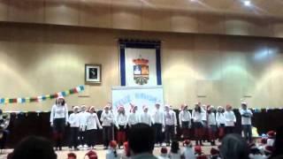 colegio fregacedos fin de año 2011 clase 4C