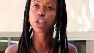 Luana Costa (Coletivo Conexão Periférica) - Aluna do Curso de Gestão e Desenvolvimento Cultural 2013