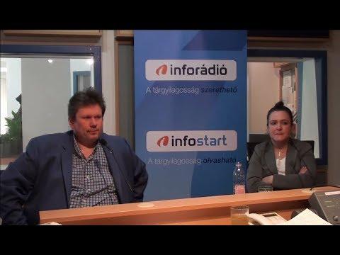 InfoRádió - Aréna - Szulló Szabina és Hamvas Zoltán - 2. rész - 2019.03.13.