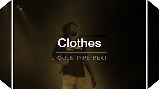 FREE J. Cole Type Beat - Clothes (Prod. By Skeyez)