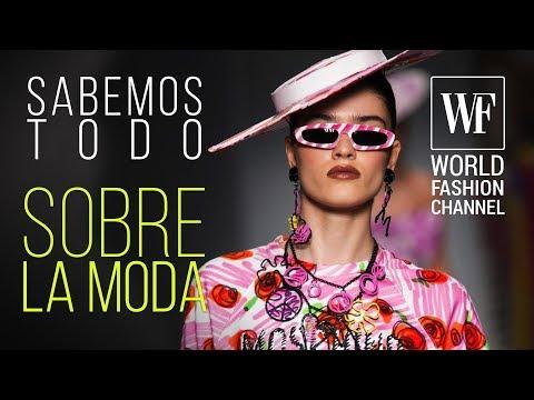 ¿Sigue la moda? World Fashion Channel para ayudarte ➔