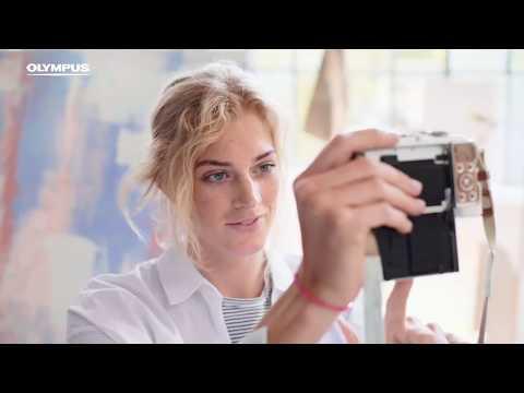 Olympus E-PL9 - Spegellös kamera med vinklingsbar skärm