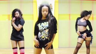 Elijah Blake ft. Dej Loaf - I Just Wanna... | Choreography by She'Meka Ann | Filmed by @BeeFli