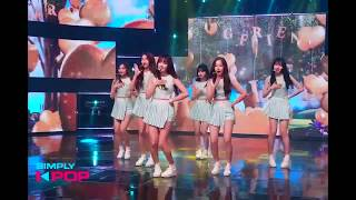 [PERFECT VOICE LIVE] Gfriend - Love Whisper