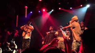 "Smoke Dawg performs ""Flippin"" Live @ The Mod Club 12 12 15"