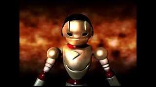 Animação Robo