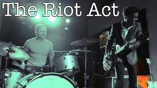 "The Riot Act ""Left For Dead"" Live @ Respectables Street 11/15/2014"