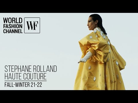 Stephane Rolland Haute Couture | fall-winter 21-22