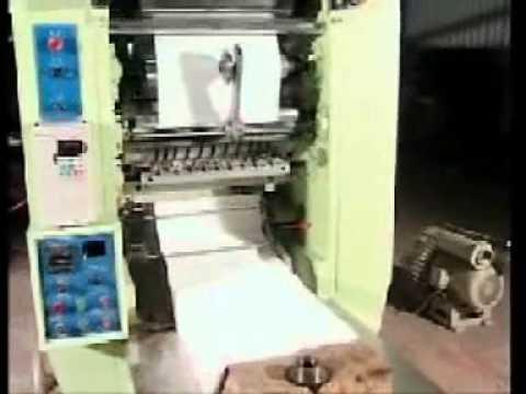 Peçete Üretim Makinası