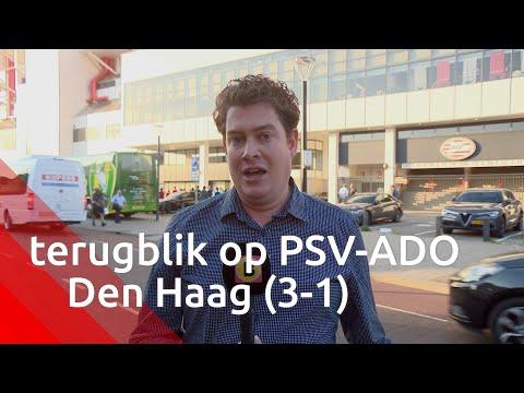 PSV boekt benodigde, late en benauwde zege op ADO Den Haag