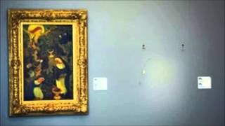 Stolen Dutch Artwork Destroyed In Romania