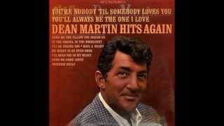 Dean Martin - In The Chapel In The Moonlight (Ma Chapelle au clair de Lune)
