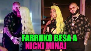 Nicki minaj y farruko vídeo de kripi krus remix mira la prebia