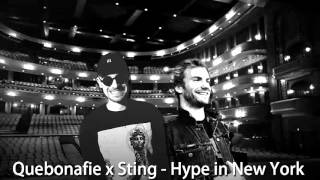 Quebonafide x Sting - Hype in New York