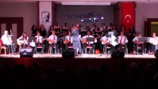 """Koca Kuş -""""Kuşun Kanadında Türküler"""" Konseri  17.06.2014"""