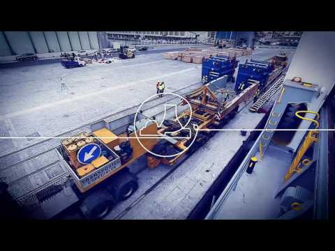 GEODIS Industrial Projects   Global Video 2016