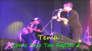 N'samble ♪♪ Como Paso Tan Rapido ♪♪ |★|Con Letra |★| 2012 |★|