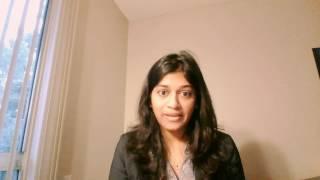 UC Davis MBA Essay2 - Introduction - Anchal Gupta