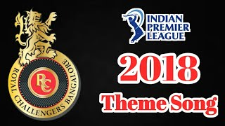 RCB 2018 Anthem Song | #PlayBold | Royal Challenger Bangalore 2018 | DD | CSK | MI | KKR | SRH | RCB