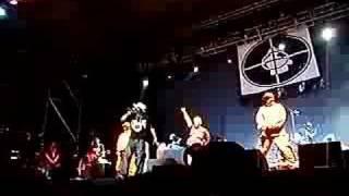 Public Enemy - Mind Terrorist - live 29-05-08