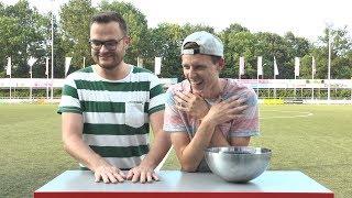 Screenshot van video Bloopers Excelsior'31 TV 2018