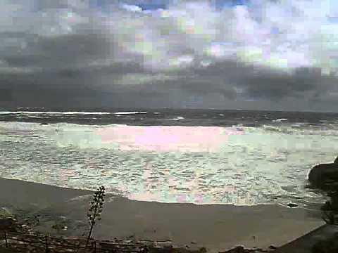 Timelapse Video – Glen Beach – 31/05/2011