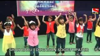 chale jaise hawaye school dance shahbabu schhol patur Akola Annual gathering