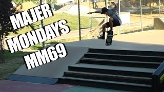 MAJER at the Double Set MM69