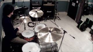 The Beatles - A Hard Day's Night (Drums) cover