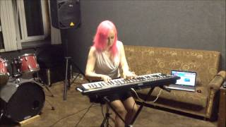 Dimmu Borgir - Grotesquery Conceiled - piano cover