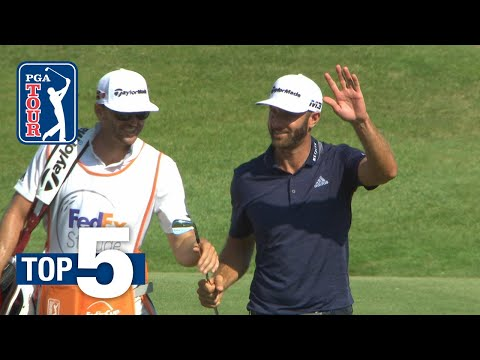 Top 5 Shots of the Week | 2018 FedEx St. Jude Classic