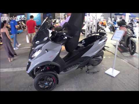 PIAGGIO scooters 2019