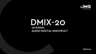 DMIX-20 von IMG STAGELINE: Das Produktvideo